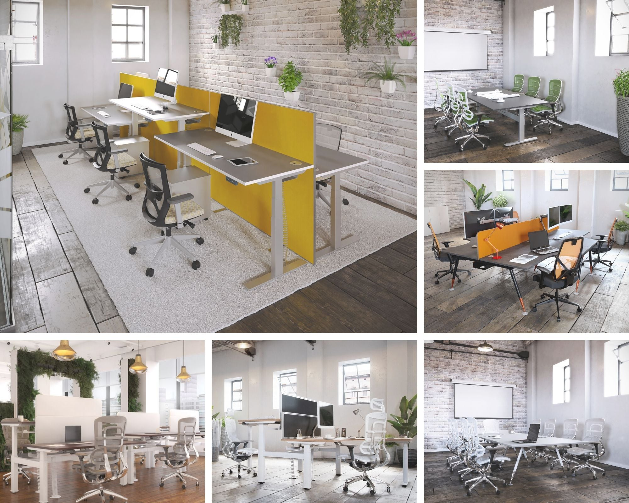 ergonomic room sets for offices
