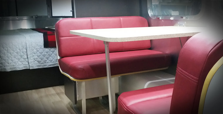 RV seating and benches