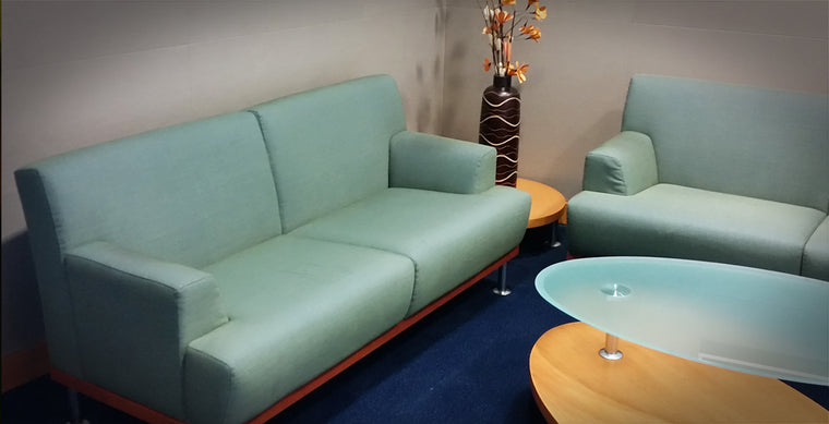 Give your office a new look with new upholstery
