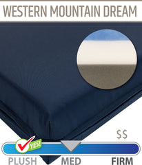 Western Mountain Camp Mattress