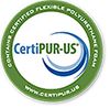 All foam is CertiPUR-US Certified