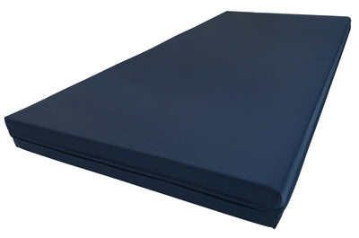 This quality Camp mattress combines a top layer of Cool Gel Memory Foam with a combination of soft and firm foam
