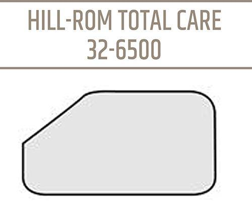 Side Rail : Hill-Rom Total Care : 32-6500, mattress - North America Mattress Corp.