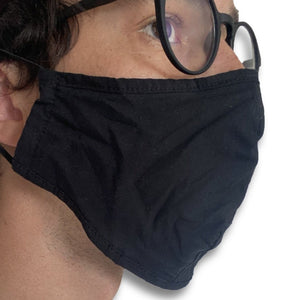 Double Cotton Reusable Face Mask Coverings