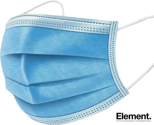 Surgical Mask 3-Ply (Type Ii) Hygiene Supplies