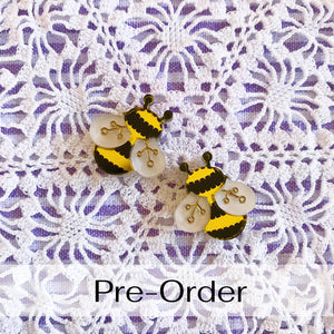 Bee Buddies Mini Pin Set