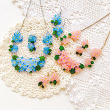 Load image into Gallery viewer, Forever Forget Me Nots Necklace