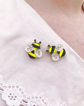 Load image into Gallery viewer, Bee Buddies Mini Pin Set