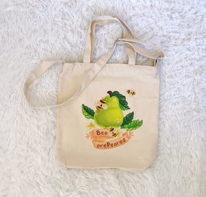 Art Canvas Tote Bag