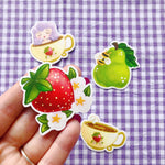 Load image into Gallery viewer, Cozy Cottage Vinyl Sticker Set