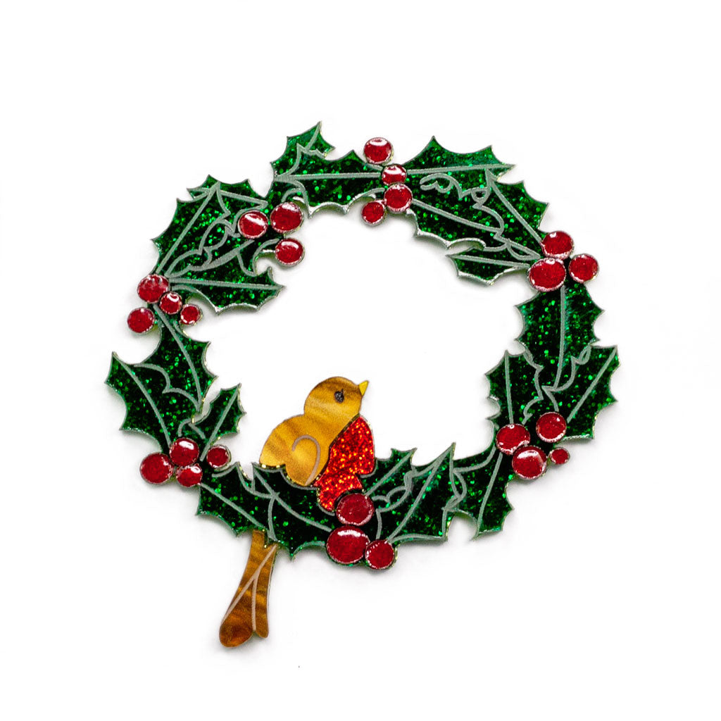 Robin's Wreath