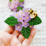 Load image into Gallery viewer, Love, Forget Me Not {Violet}
