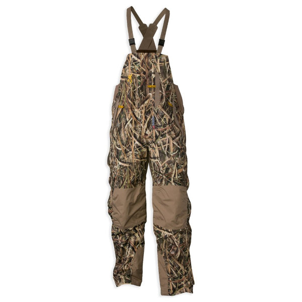Browning Wicked Wing Men's Insulated Bib Realtree Overalls
