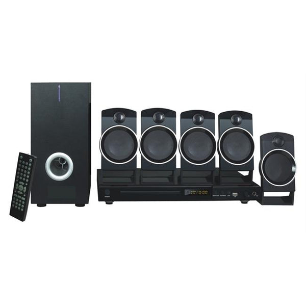 Naxa Home Theater DVD & Karaoke Entertainment System