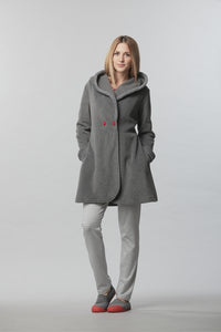Vestaglia Donna in pile - Maryplaid