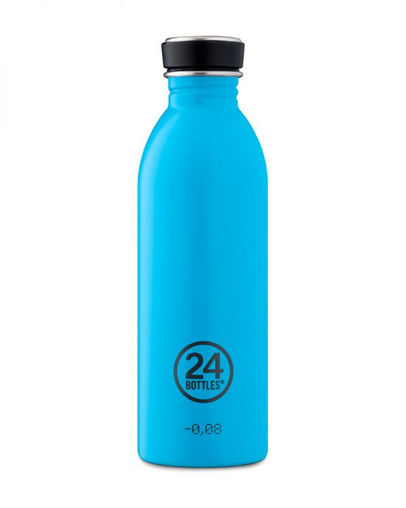 Urban Bottles Lagoon Blue - 24 Bottles