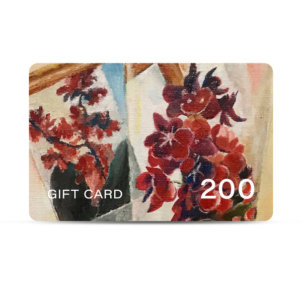 Gift Card - £20, £50, £100, £200