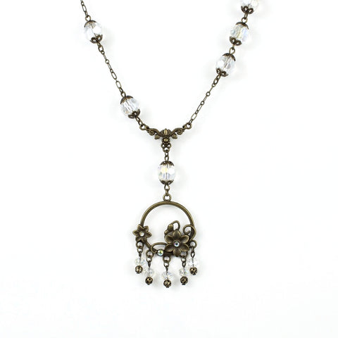 Vintage Style Necklace-Y-Necklaces-Jewelry Gypsy Designs