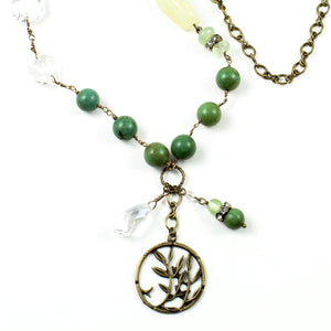 Tree Branch Necklace-necklace-Jewelry Gypsy Designs