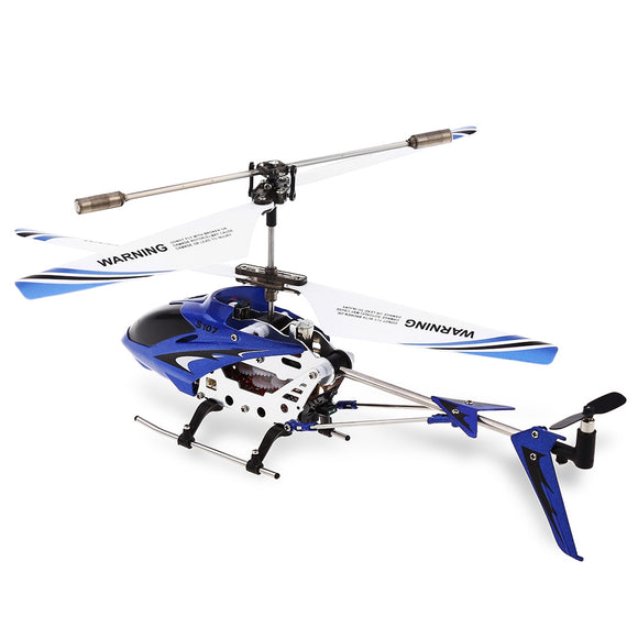 Syma S107G 3CH Remote Control Helicopter Alloy Copter with Gyroscope BUME