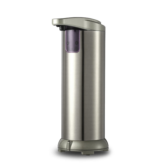 AD - 02C 280ml Shower Stainless Steel Sensor Touch-free Soap Shampoo Dispenser BUME