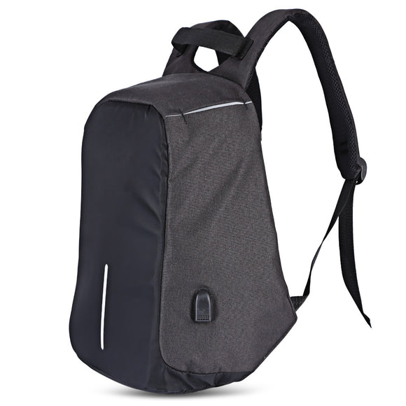 Guapabien Multifunction Travel USB Port Backpack for Men BUME