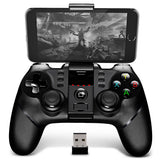 iPega PG - 9076 Bluetooth Gamepad with Bracket 2.4G Wireless Receiver BUME