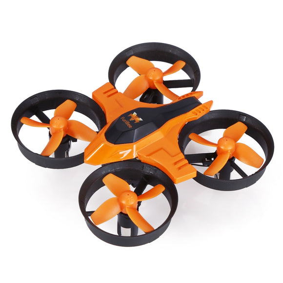 F36 Mini 2.4GHz 4CH 6 Axis Gyro RC Quadcopter with Headless Mode Speed Switch BUME