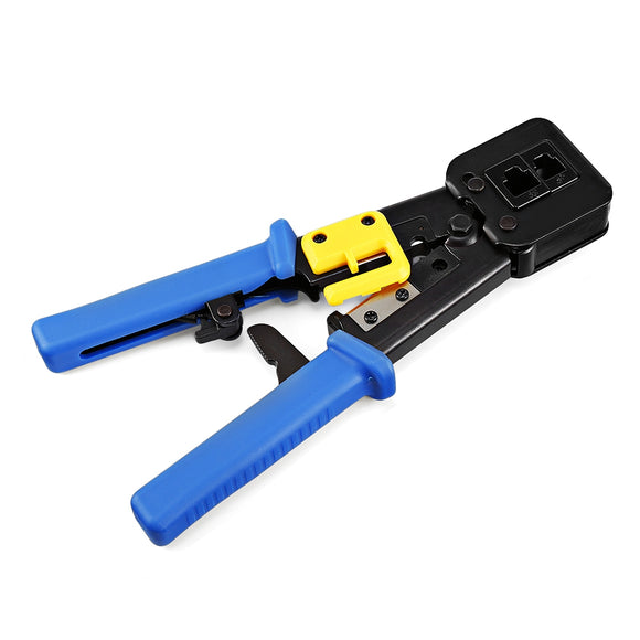 Crimping Pliers Network Repair Tool for 6P/ 8P / RJ45 / RJ12 / RJ11 Connectors