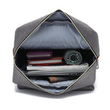 New style for men and women, outdoor canvas, big travel backpack, fashion shoulder bag BUME