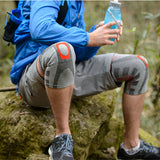 Naturehike Sport Seamless Kneepad Gym Knee Support Basketball Running Protector Shinguard BUME