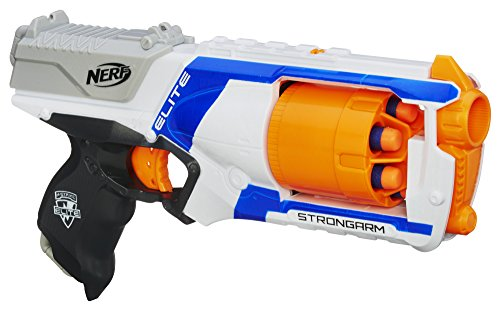 Nerf Official N-Strike Elite Strongarm Blaster  (Amazon Exclusive) BUME