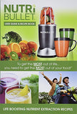NutriBullet NBR-1201 12-Piece High-Speed Blender/Mixer System, Gray BUME