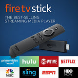 Fire TV Stick with Alexa Voice Remote | Streaming Media Player BUME