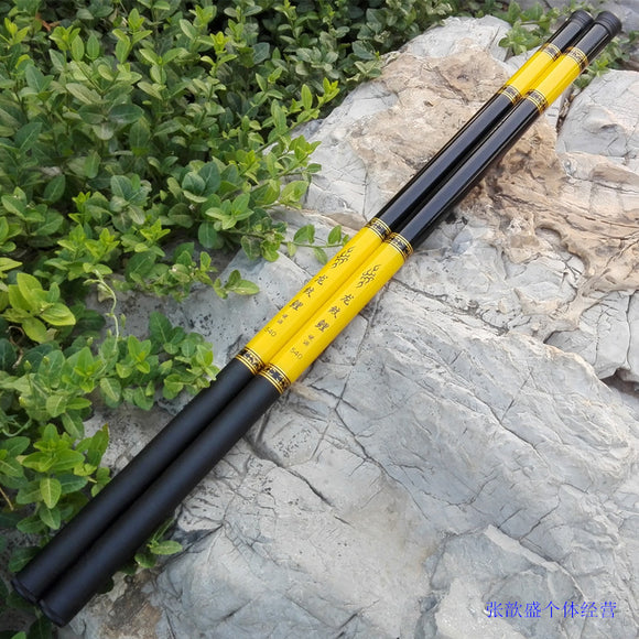 Hot fishing rod dragon carp pole glass steel rod 2.7 to 5.4 high quality BUME