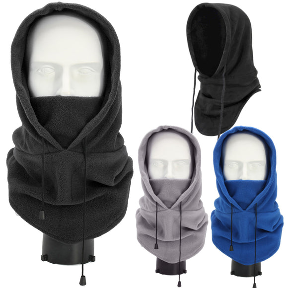 BIKIGHT Ninja Face Mask Snow Tactical Windproof Balaclava Winter Ski Cap Hat Cover Sport BUME