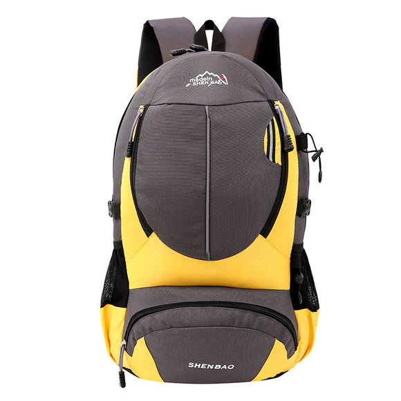 Customize outdoor mountain bags, leisure sports backpack, student bags