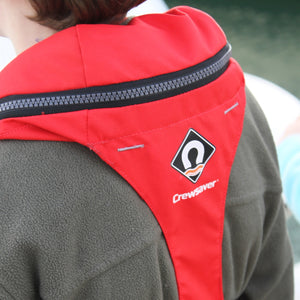 Crewsaver Crewfit Auto 150N Lifejacket | Junior 150N Lifejacket Rear