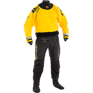 Typhoon Multisport 5 Hinge Drysuit with Convenience Zip & Free Undersuit