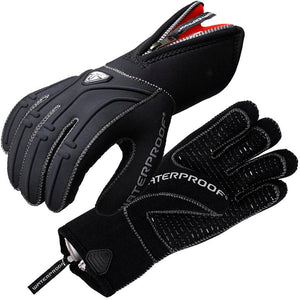 Waterproof G1 5mm Diving Wetsuit Gloves Pair