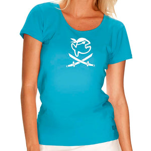 iQ Ladies Jolly Fish T-Shirt