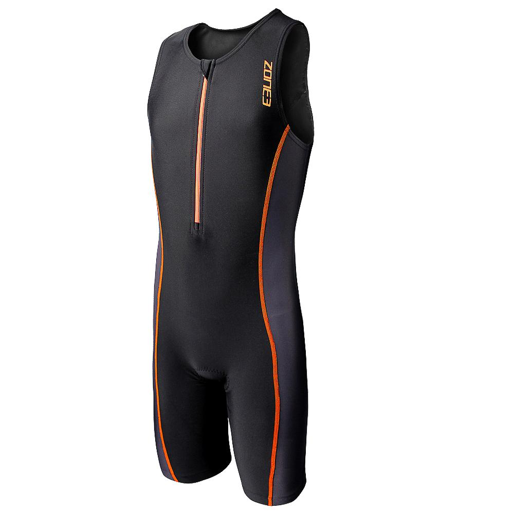 Zone3 Adventure Junior Tri Suit | Front