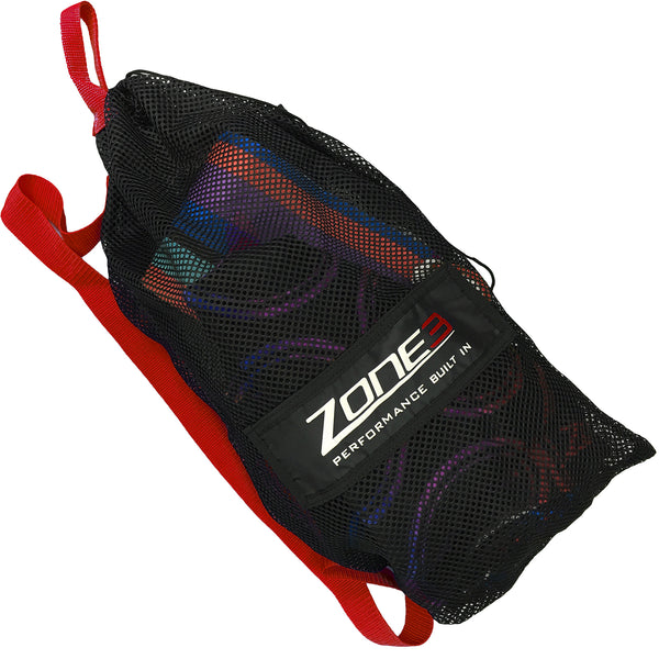 Zone3 Mesh Training Bag - Black/Red