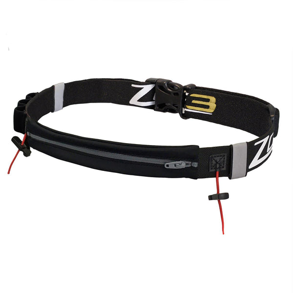 Zone3 Lycra Fuel Pouch Race Belt