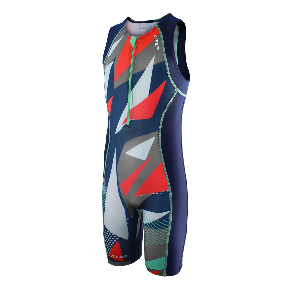 Zone3 Junior Adventure Tri Suit