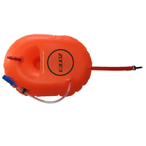 Zone3 Hydration Control Swim Buoy Dry Bag | Top