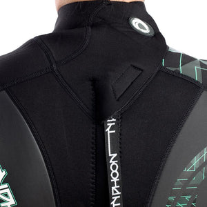 Typhoon Storm TFlex 3mm Women's Steamer Wetsuit | Back Detail