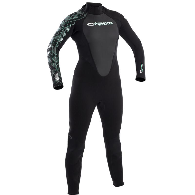 Typhoon Storm TFlex 3mm Women's Steamer Wetsuit