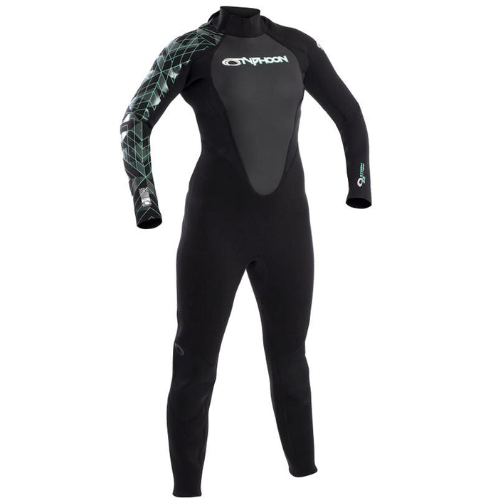 Typhoon Storm TFlex 3/2mm Women's Steamer Wetsuit
