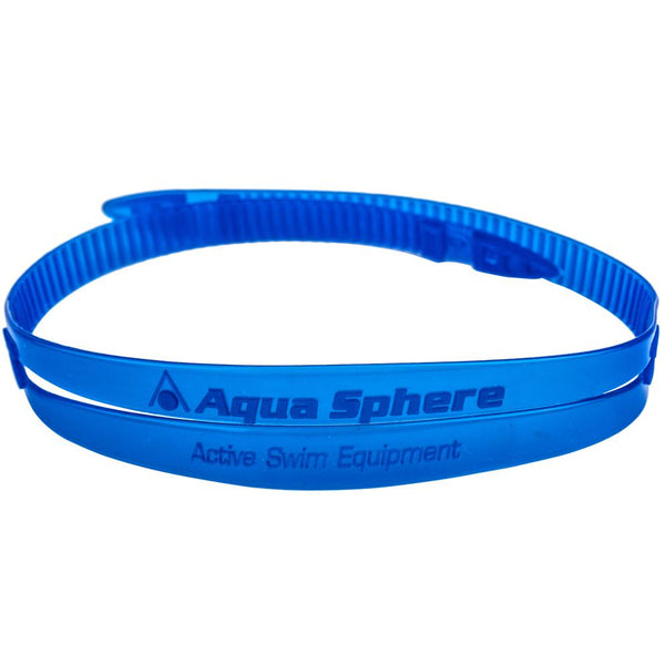 Aqua Sphere Replacement Strap Seal Kid 2 & Seal Kid Goggles - Blue